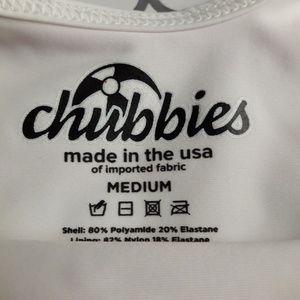chubbies Swim - CHUBBIES Red White & Blue SwimSuit